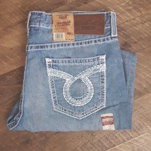 Mens Big Star Pioneer Bootcut Jeans
